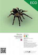 Kavalan Spiderweb300 Mesh PVC Free Banner