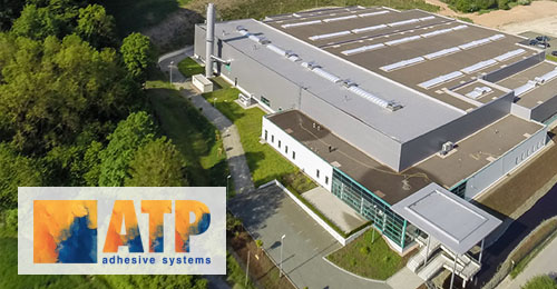 ATP GRAPHICS new production facility