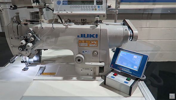 Advance Sewing Automation - ASA-3010/TPL Conveyor Sewing Machine