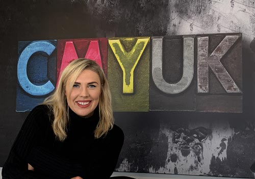 Charlotte Crampton joins CMYUK as Senior Technical Sales Consultant.