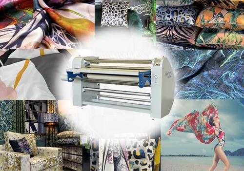 Klieverik Vertex - Hybrid Transfer Printing Calender