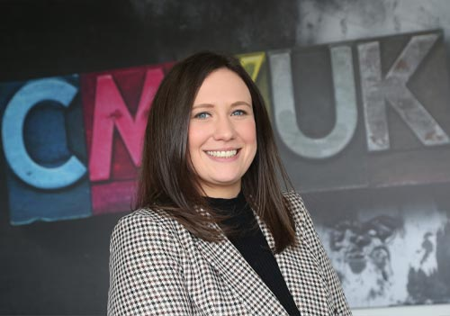 Emily Falconer joins CMYUK as Textile Business Development Manager