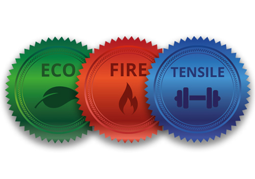 Kavalan strength, fire and ECO certifications