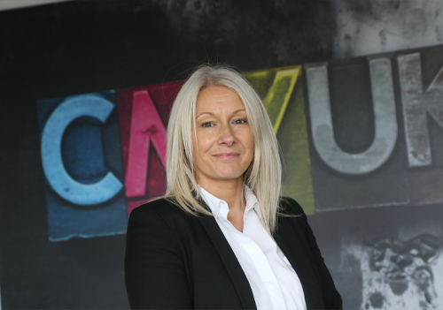 Sue Hayward has been promoted to the position of Sales Director at CMYUK Digital.