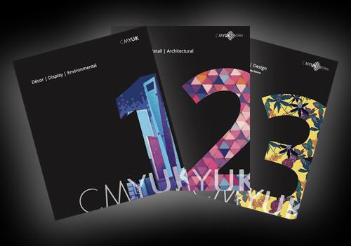 CMYUK launches 3 new materials sample binders