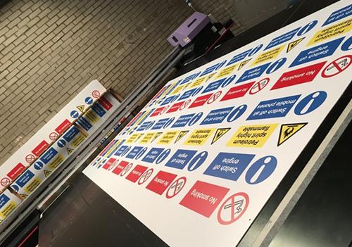 Established in 1982, Symbol specialises in safety signage