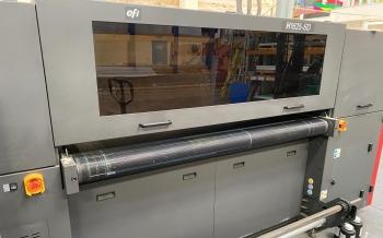 EFI H1625SD Thermoforming hybrid printer