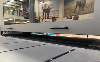 EFI H1625SD Thermoforming hybrid printer 2
