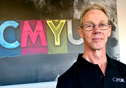 Geoff Powell joins CMYUK's growing engineering and technical team