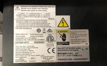 Mimaki JFX200-2513 1