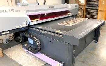 Mimaki JFX1615 UV Printer (not LED)