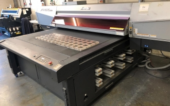 Mimaki JFX1615 UV Printer (not LED) 1