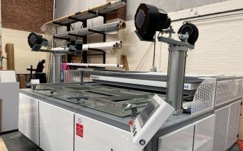 Formech 2440 large format Vacuum forming machine
