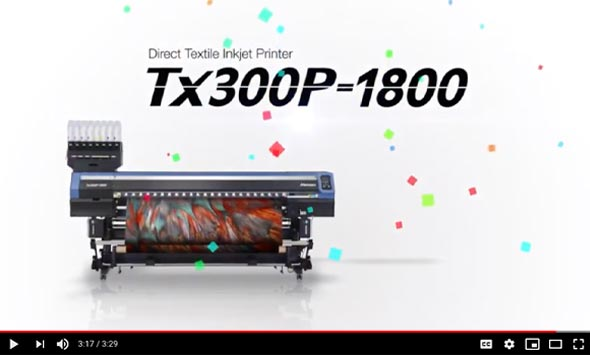 Mimaki Tx300P-1800