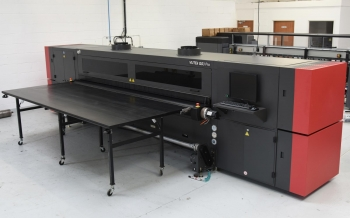 EFI VUTEk QS3 3.2 metre Printer 3