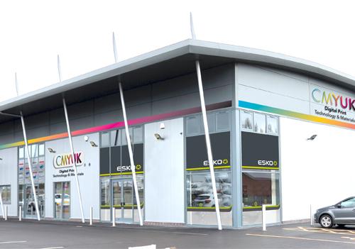 Expansion plans for CMYUK Demonstration Centre in Shrewsbury