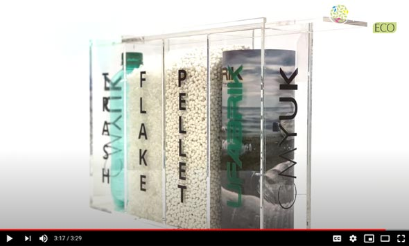 CMYUK UFABRIK Eco Range Display Case