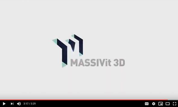 Massivit 3D printing