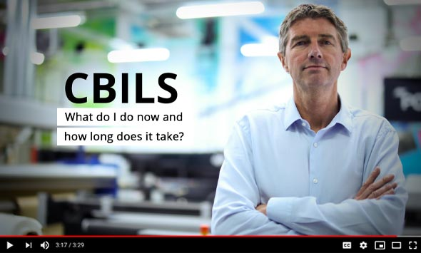 CBILS - What do I do now and how long does it take