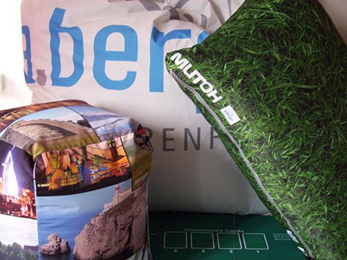 Berger digital textile printing