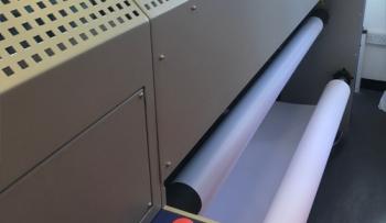 MTEX Blue 1800 dye-sub printer 3