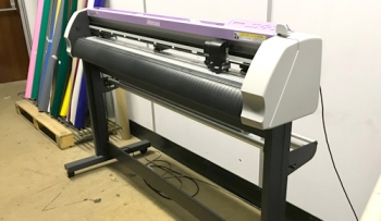Mimaki JV33-130 Printer & CG-130FXII Cutter 2