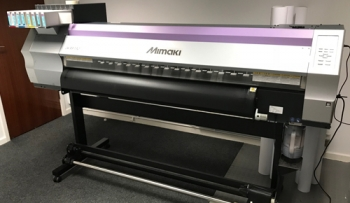 Mimaki JV33-130 Printer & CG-130FXII Cutter