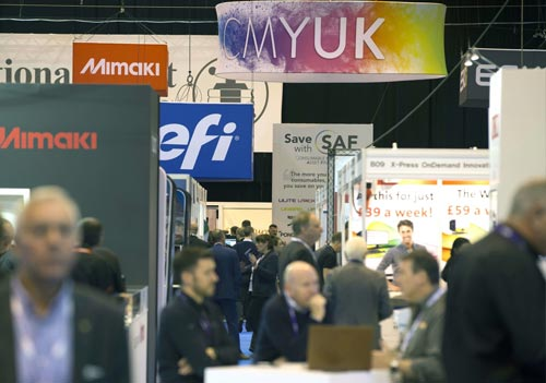 CMYUK are on Stand A10 where you will find equipment from top brands such as Esko, EFI, Mimaki & HP as well as a live application wall where a team from Graphic Installs UK will be demonstrating application techniques using some of our materials.