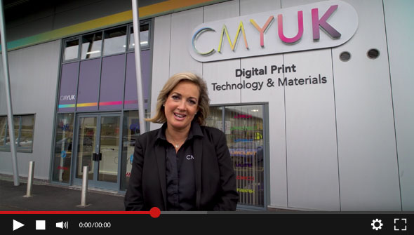 CMYUK Digital Print Demonstration & Training Centre